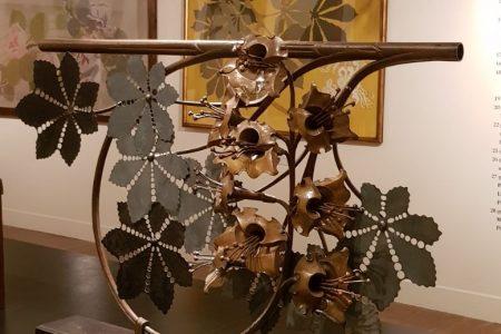 wystawa Wyspiański balustrada z Domu Lekarskiego