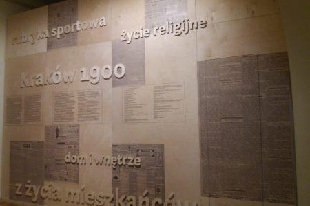 wystawa Kraków 1900 wprowadzenie