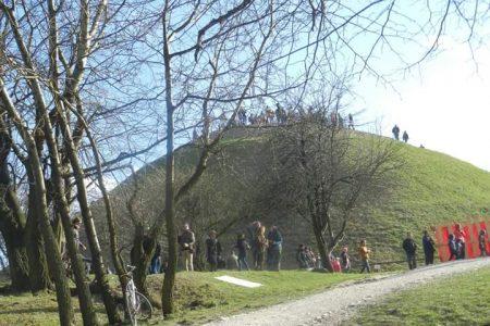 Krakowskie kopce