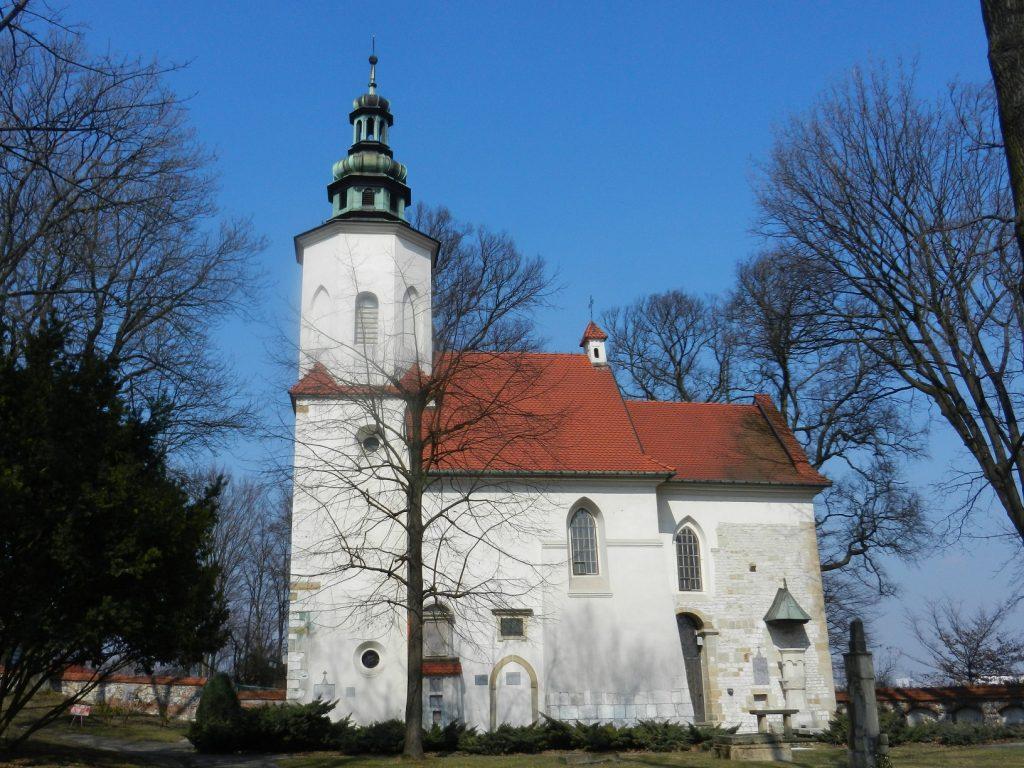 spacer po Zwierzyńcu kościół Salwatora