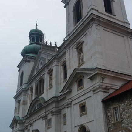 zwiedzanie klasztoru kamedułów