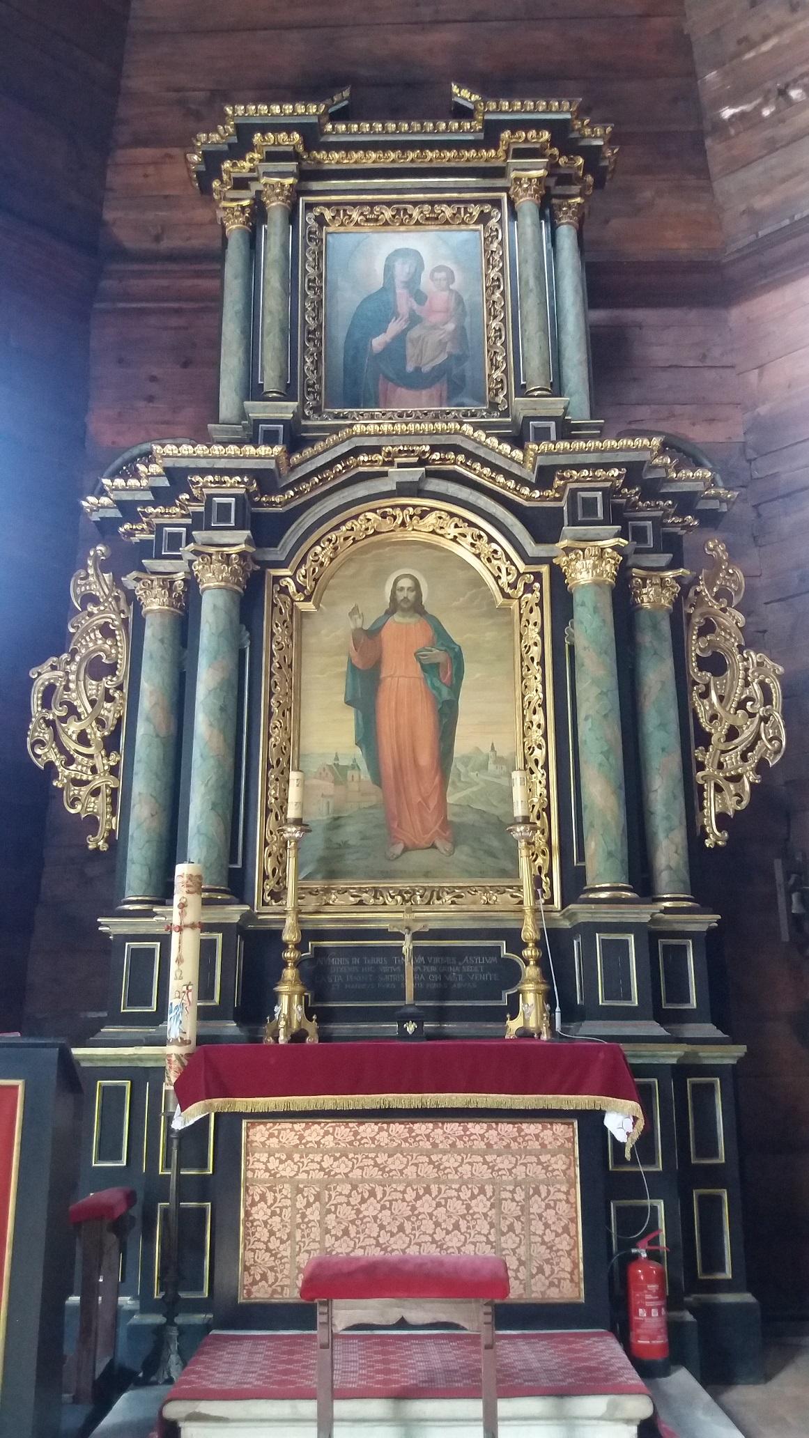 zwiedzanie kaplicy św. Małgorzaty