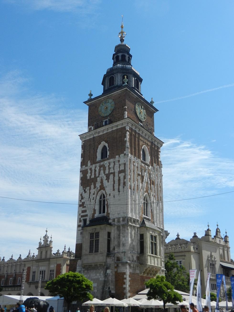 zwiedzanie wieży ratuszowej