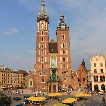 top 10 miejsc które musisz zobaczyć w Krakowie