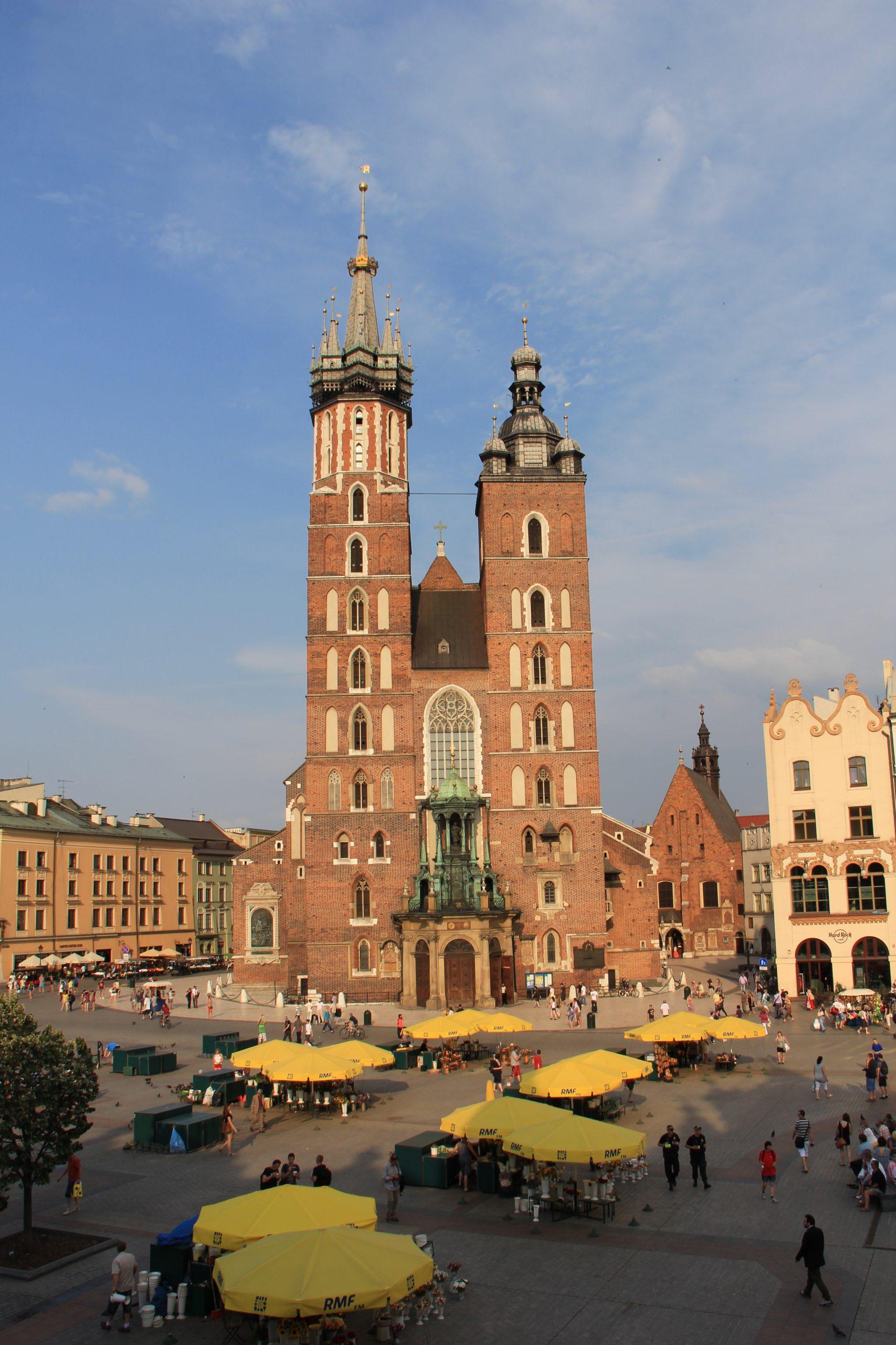 5 symboli krakowa