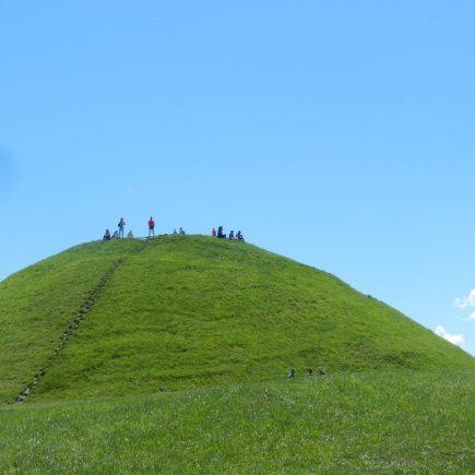 zwiedzanie kopca Krakusa