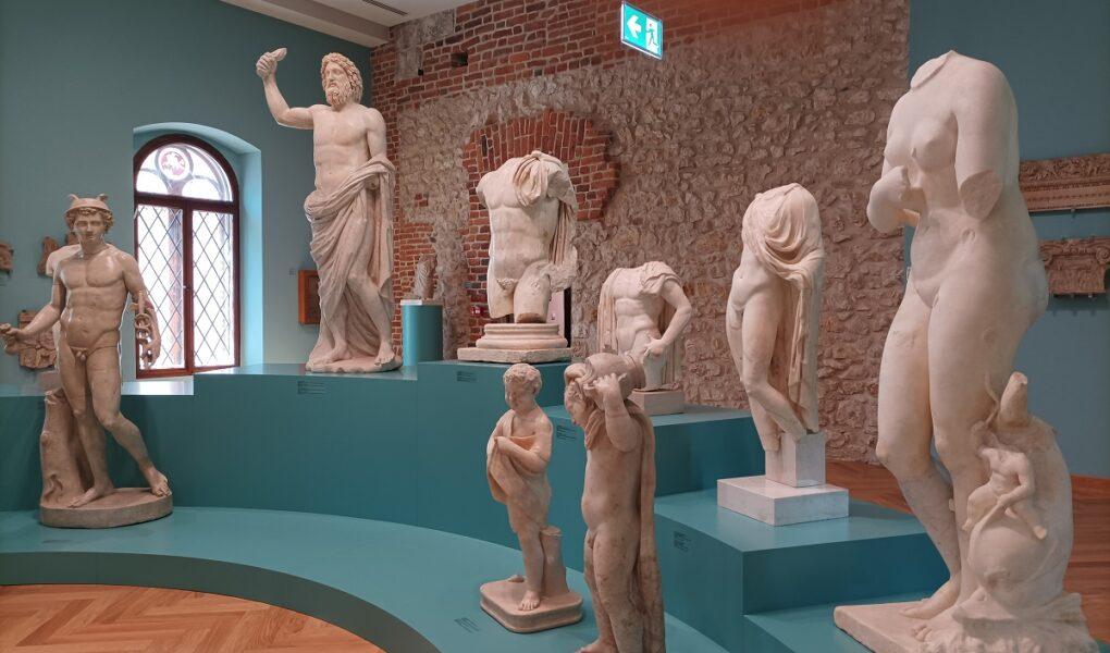 galeria sztuki starożytnej
